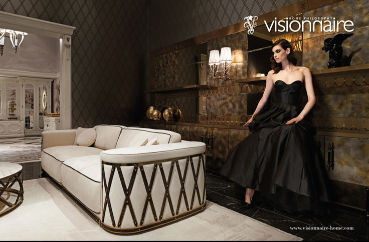 Visionnaire home philosophy interior design pinterest home - 17 Best Images About Visionnaire Adv 2014 On Pinterest