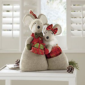 Christmas Mice from Through the Country Door® | NW714119