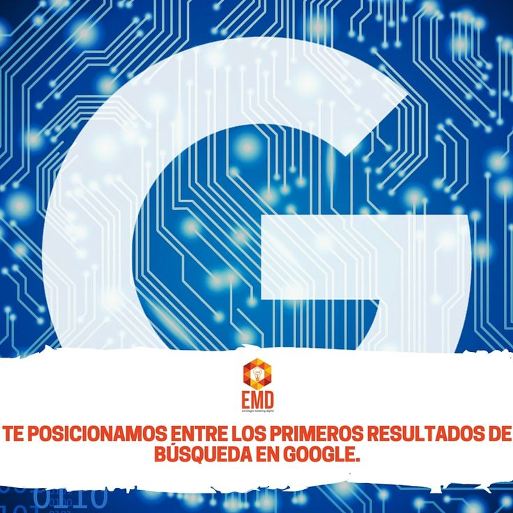 ¿Ya aprovechas los grandes beneficios de Google AdWords y el SEO para tu empresa? ‪#‎EMD‬ ‪#‎MarketingDigital‬ ‪#‎Google‬