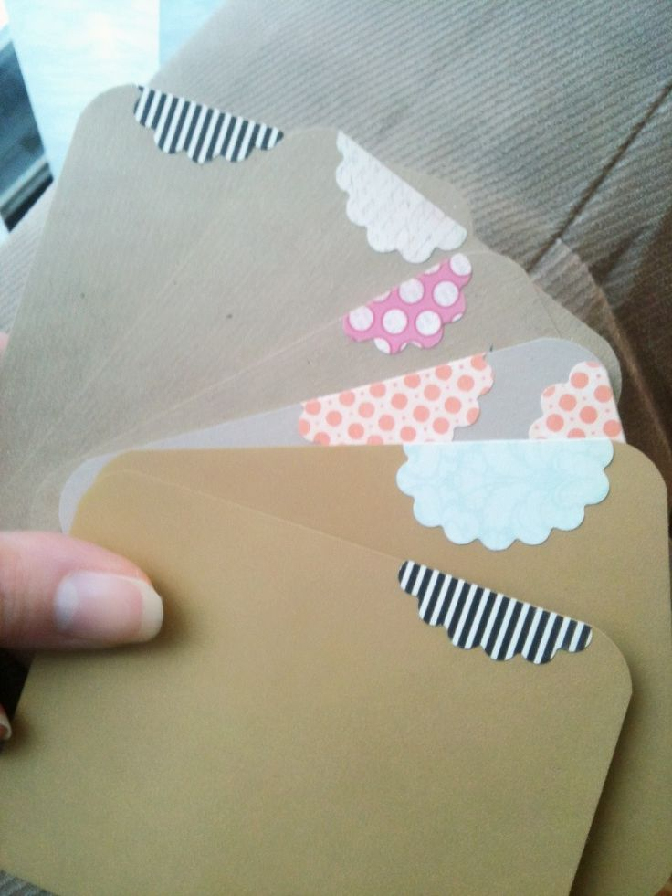 Create your own journal cards with a flower punch.