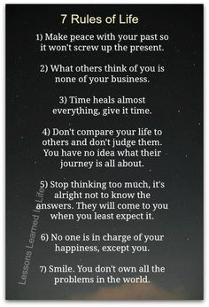 Number 5 is the toughie...