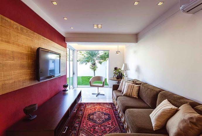 Marsala na decoração – veja ambientes lindos   dicas de como usar a cor eleita de 2015!