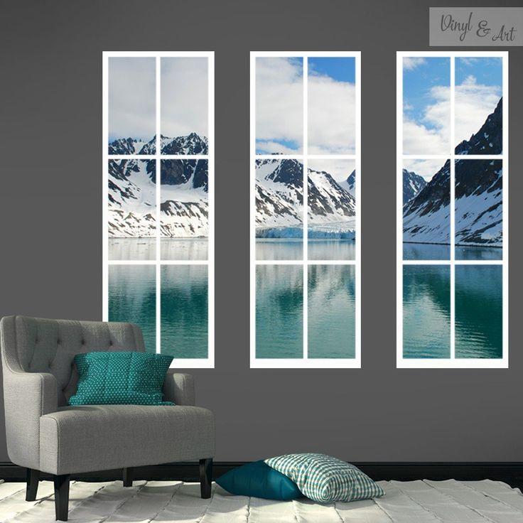M s de 25 ideas incre bles sobre dormitorio con ventanales for Ventanales grandes de segunda mano