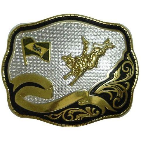 fivela country masculina rodeio cowboy montaria touro 5011