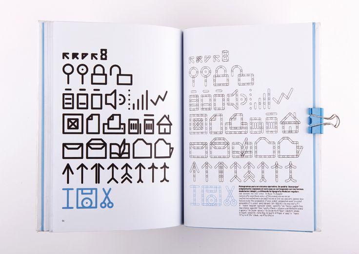 Bronce Laus 2013 | Proyecto Final de Estudios |  Título: (Meta)tipografía Modular |  Autor: Diego Quijano Sánchez |  Escuela: Escuela de Arte 10