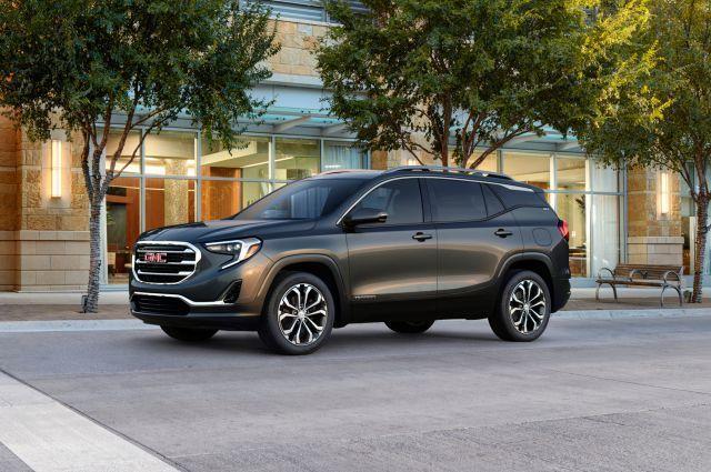 2019 GMC Terrain is a good-looking compact SUV - Car Announcements 2018-2019