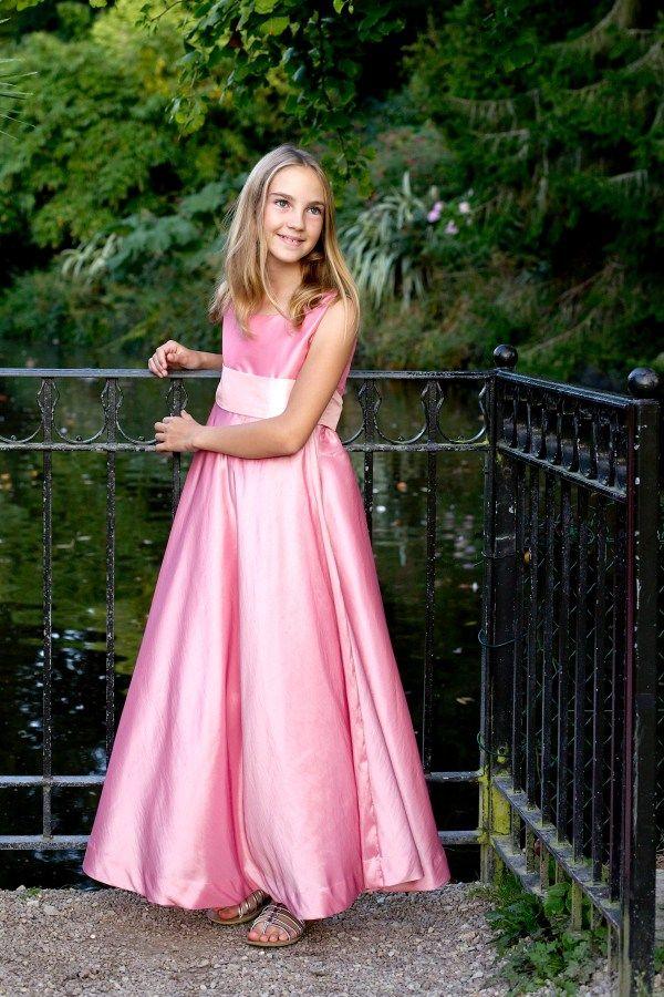 Mejores 42 imágenes de Junior and Young Girls Bridesmaid Dresses en ...