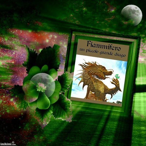 Fiammifero, un piccolo grande drago di DIletta Tinti