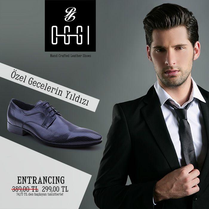 OGGI ENTRANCING ile daha özel hisset. http://bit.ly/1gZQGbR #feel #special #oggi #shoes