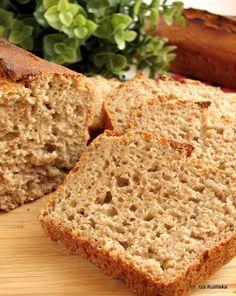 Smaczna Pyza: Chleb żytni z ziemniakami, na zakwasie