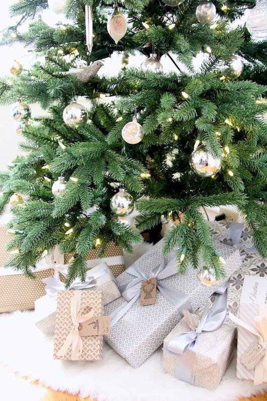 Christmas Tree   @Treetopia Artificial Christmas Trees