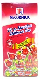 New find - Te de Jamaica (Hibiscus Tea)