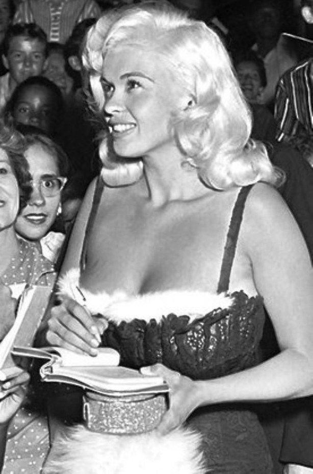138 best images about greta garbo and jayne mansfield on for How old was jayne mansfield when she died