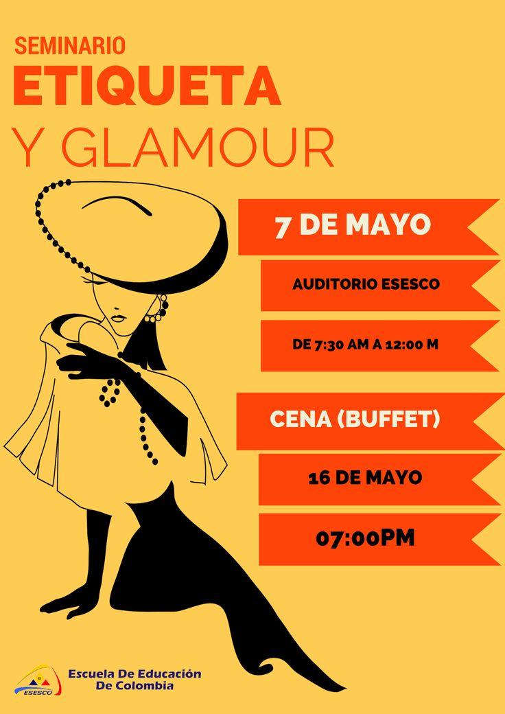 Seminario de Etiqueta y Glamour