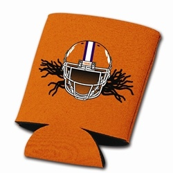 """Clemson Koozie """"Fear the Dreads"""" - I NEED THIS!!!"""