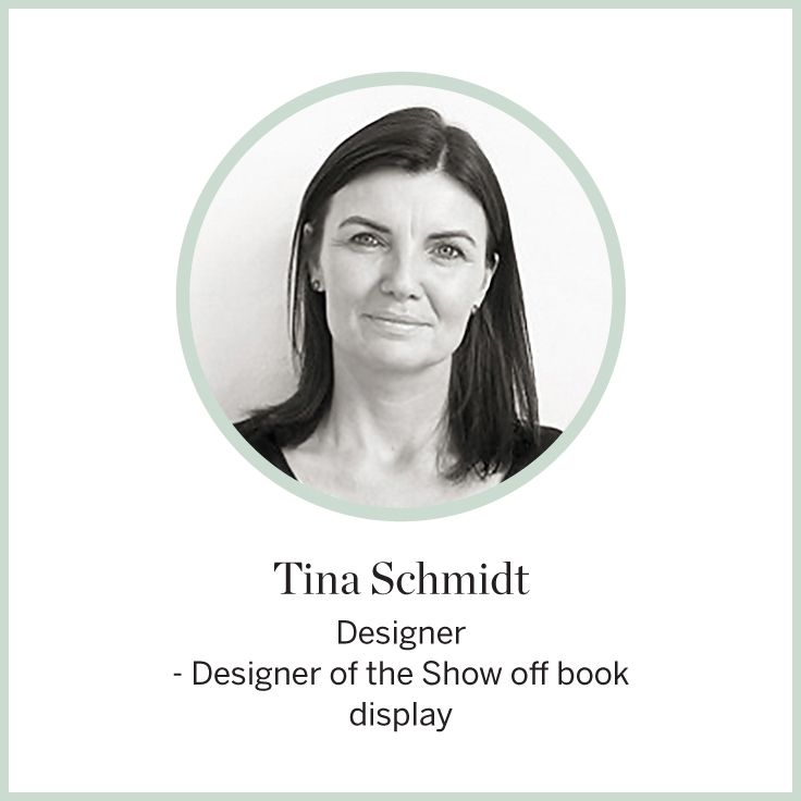 Designer Tina Schmidt #FLEXA #Designers #showoffbook #art #kids
