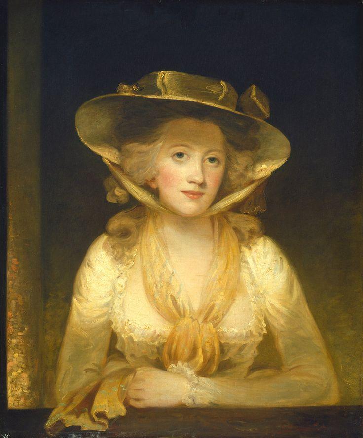 The Athenaeum - Lady Cunliffe (John Hoppner - ) 1782