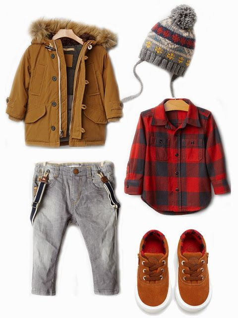 cool Baby Boy Style by Natalie with Hello Copeland | Sweet Little Peanut #kidsfashion...