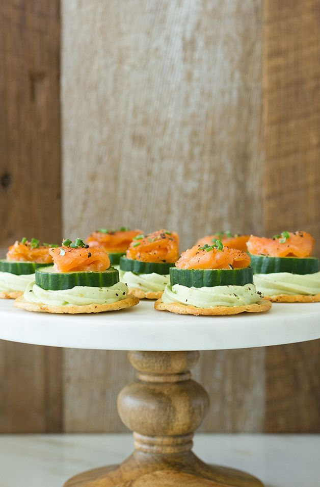 ... appetizers on Pinterest | Cream cheeses, Cucumber bites and Bacon