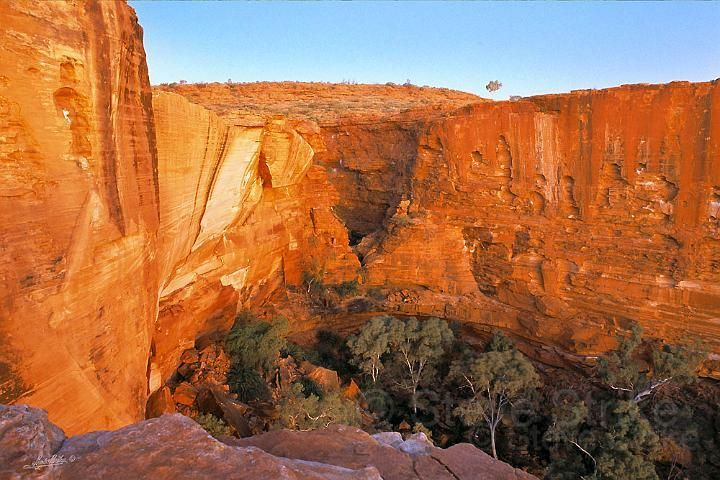 Kings Canyon, Alice Springs, Australia
