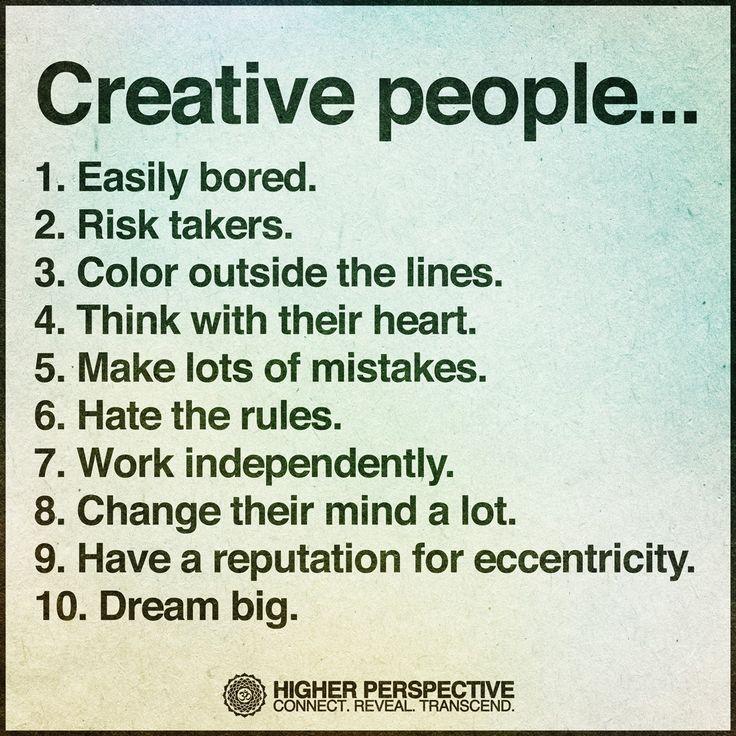 Creative Me