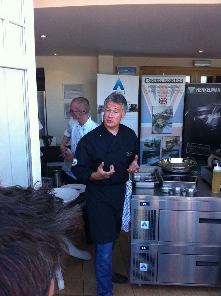 The Chefs' Forum Demo Kitchen 2013