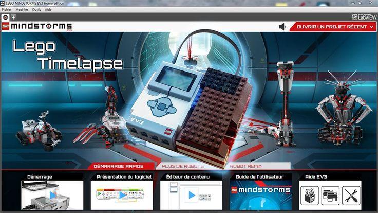 Timelapse & Hyperlapse Lego Mindstorms Mini Skate Contrôleur pour Timelapse