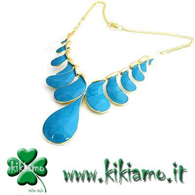 Kikiamo Franchising Accessori Moda Borse Bijoux.....Collezione Collane