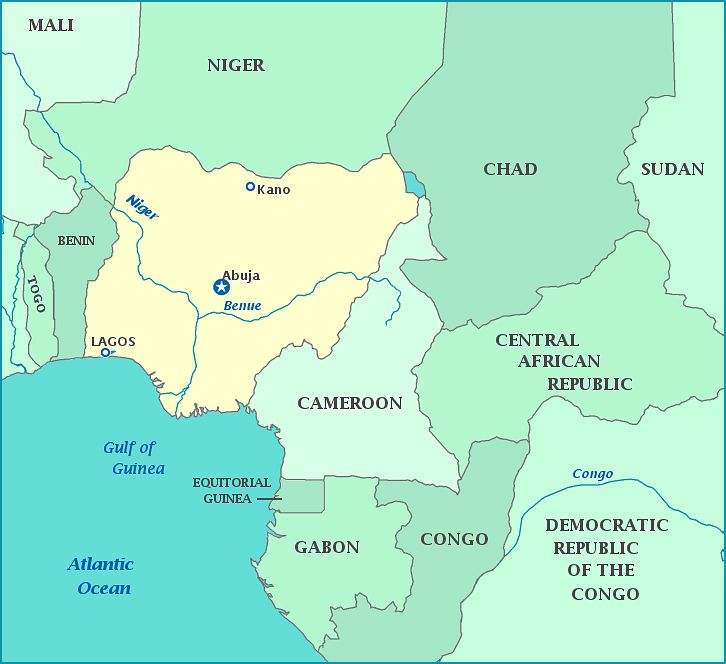 Best 25 Nigeria map ideas on Pinterest  Nigeria country Africa