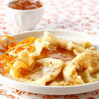 La recette de la pâte à crêpe en 5 ingrédients ! #