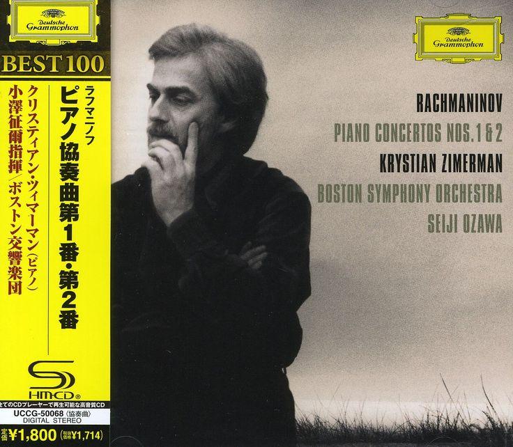 Krystian Zimerman - Rachmaninov: Piano Concertos Nos. 1