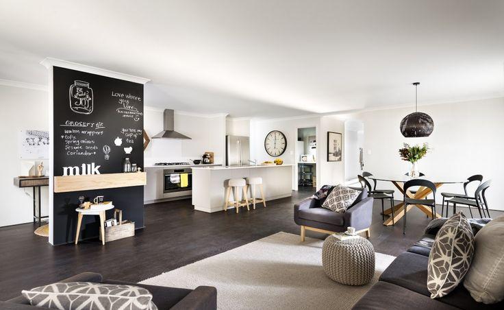 Brando living area and e-nook
