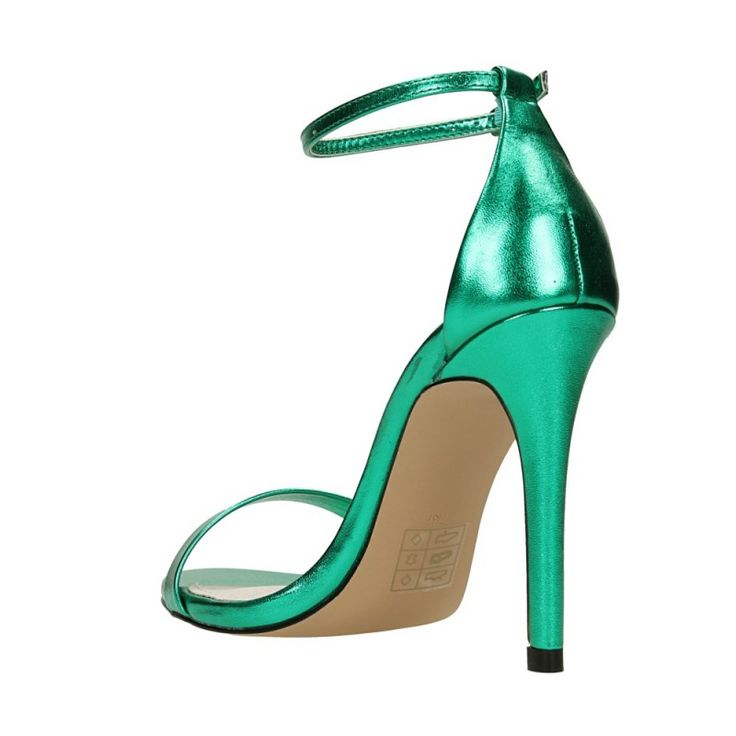 Steve Madden Stecy green metallic