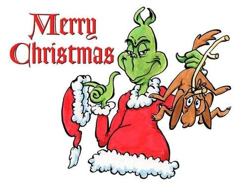 Merry Christmas Grinch