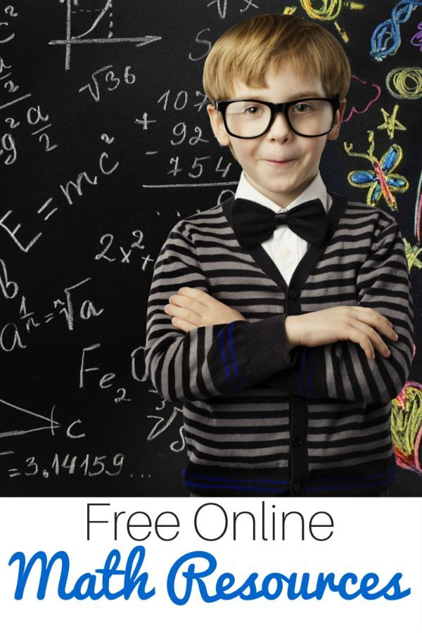 Free Online Math Resources for Your Homeschool