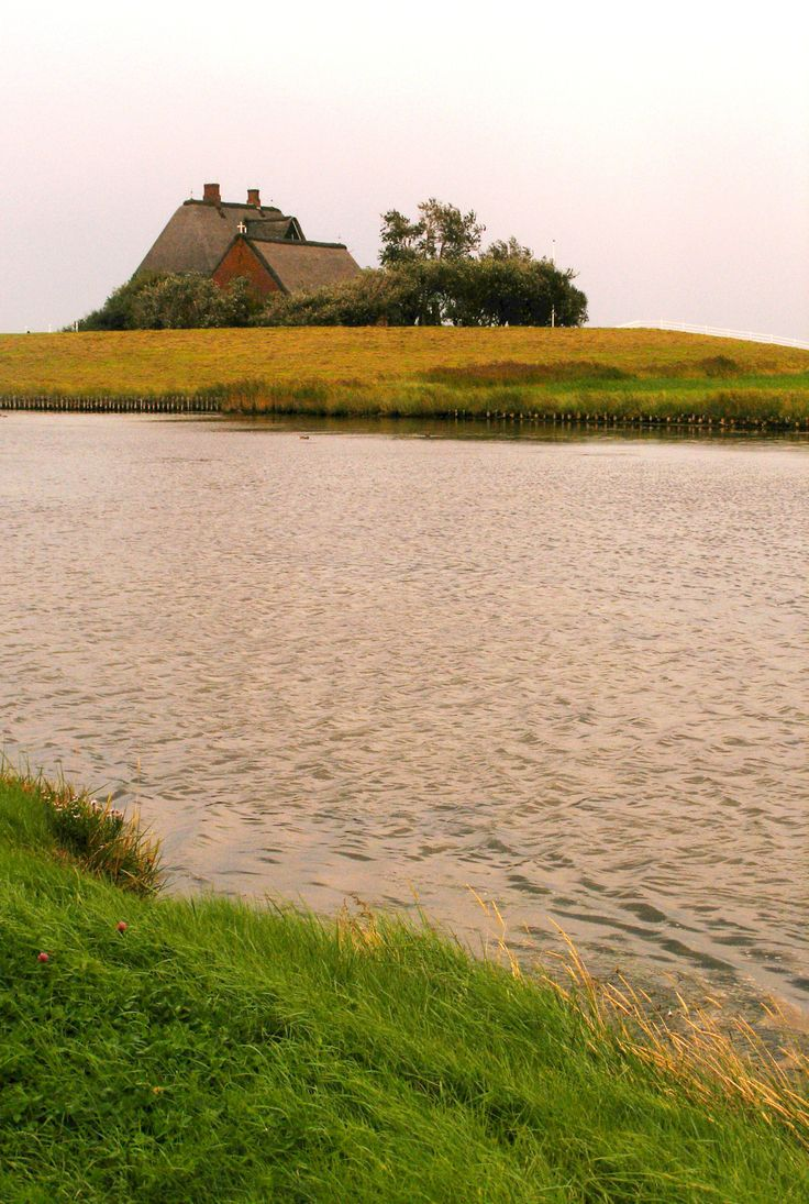 Hallig Hooge, Germany | Islands and Coast | Pinterest | Coast, Germany and Island