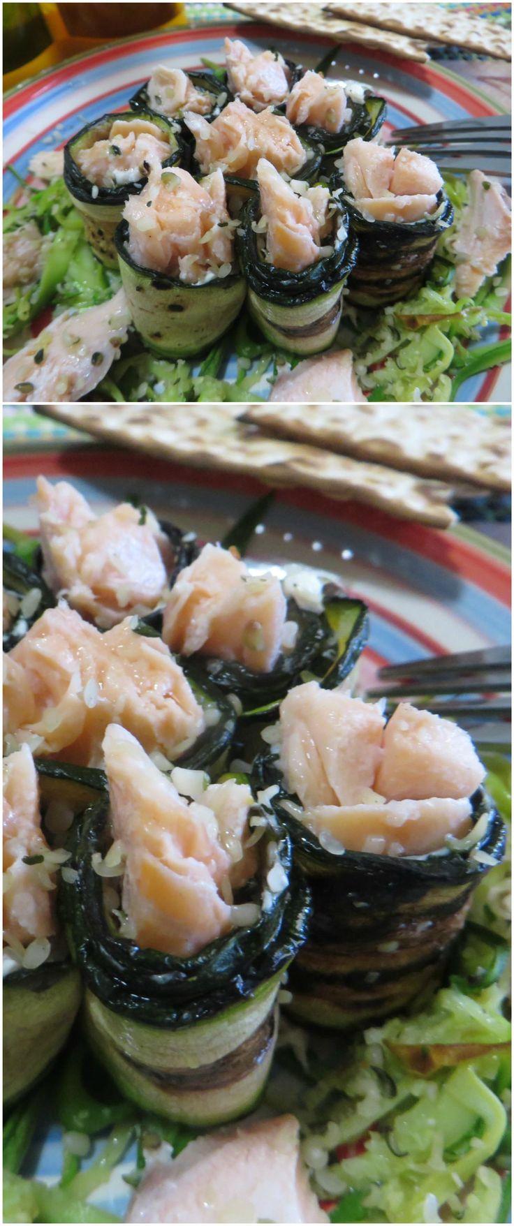 Zucchine grigliate al grana padano e ripiene! #antipasto #zucchine #ricettgustose