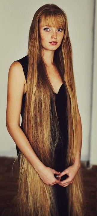 Fetish term for long hair