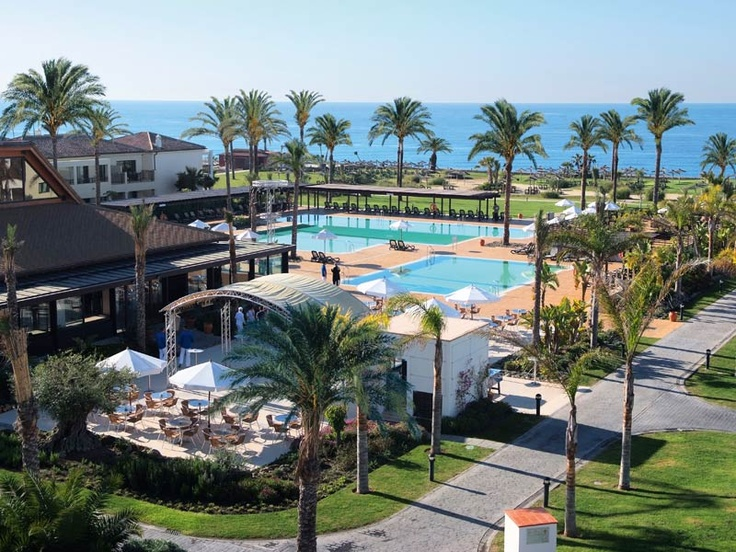 Der ROBINSON Club Playa Granada aus der Vogelperspektive