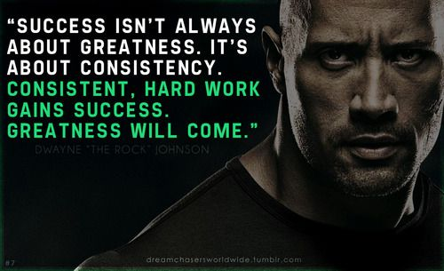 Dwayne Johnson motivational - Motivation Blog - Motivation quotes