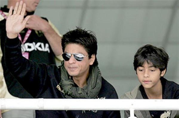 Shahrukh Kham's son joins Seven Oaks School in London