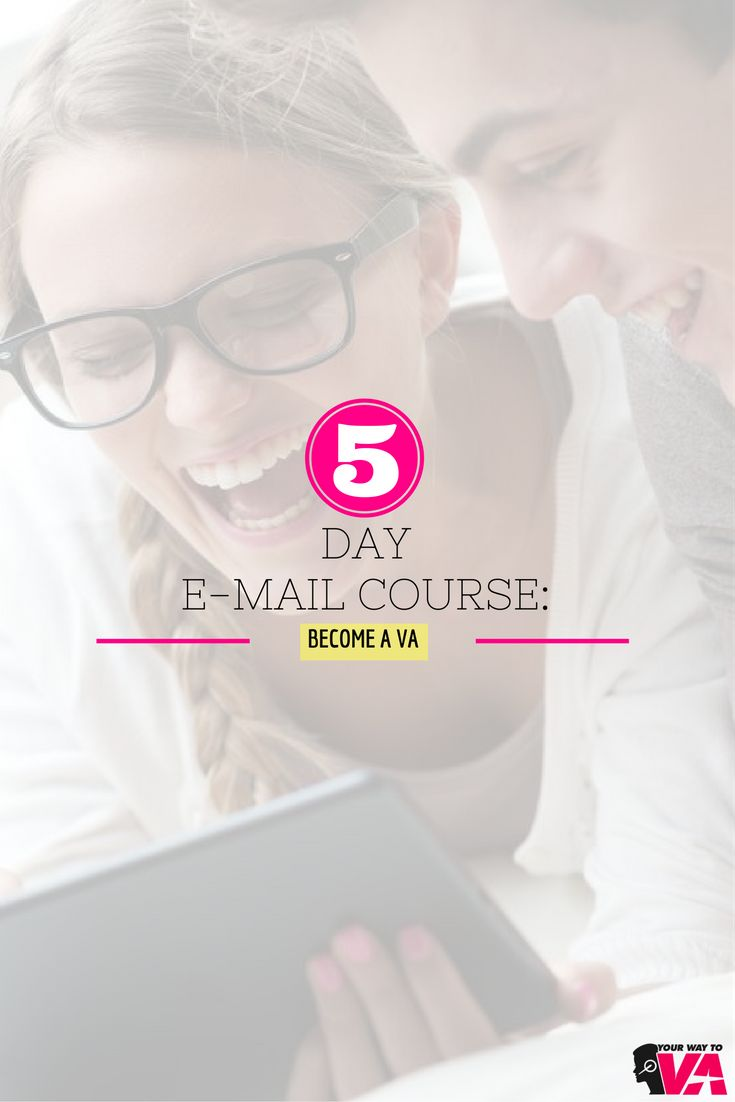 Have you thought about becoming a virtual assistant? This is a booming career that is extremely rewarding and allows you work from anywhere! Enroll in our 5 day e-mail course today to find out more!