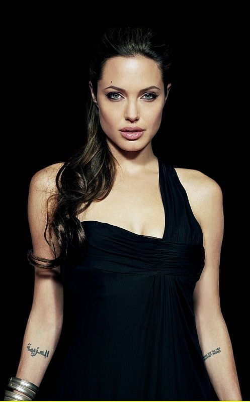 Angelina Jolie - The Actress
