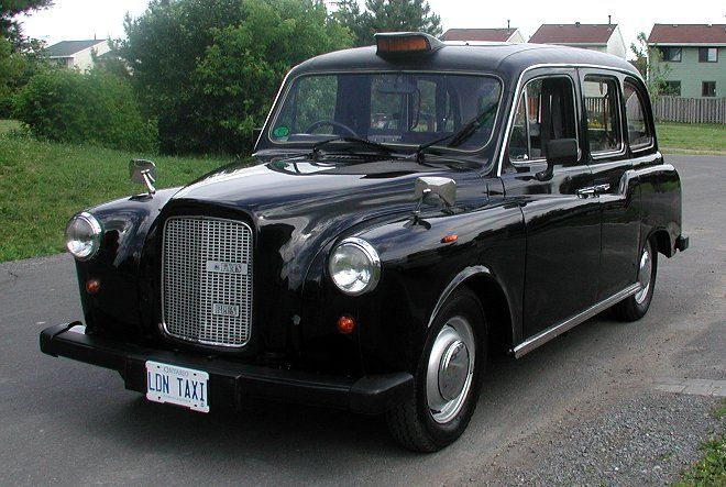 The London Taxi Company - A Classic