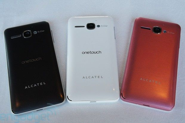 """Engadget: """"The ALCATEL ONE TOUCH Star will be a budget phone but it is also a brilliant example of how lower pricing and excellent quality can coexist. Well done Alcatel, well done."""""""