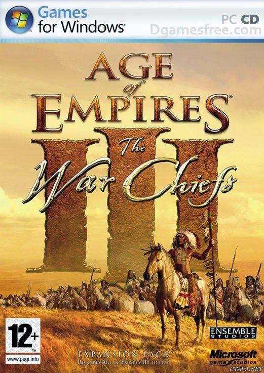 age empire 3 games free