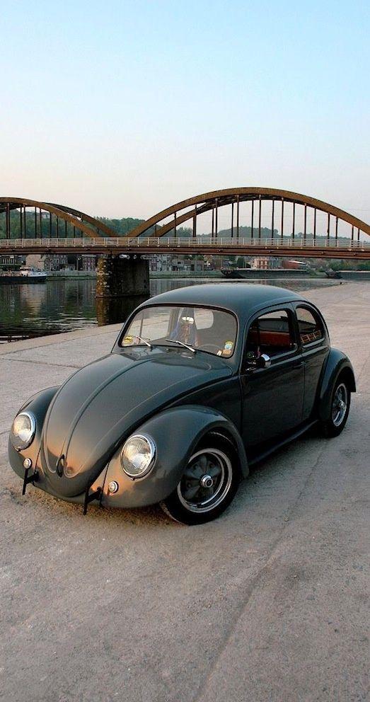 Cal Look Volkswagen Beetle Custom Just Pretty Car Stuff