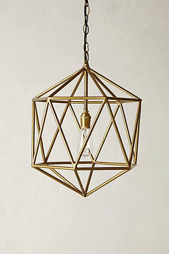 This lighting fixture would make such a statement over a dining room table. #LGLimitlessDesign #Contest