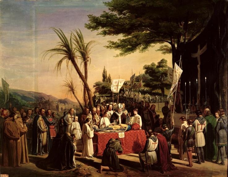 Funeral of Godfrey of Bouillon