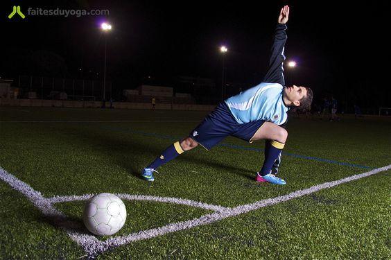 Sophro, yoga, Feldenkrais dans l'entraînement des footballeurs